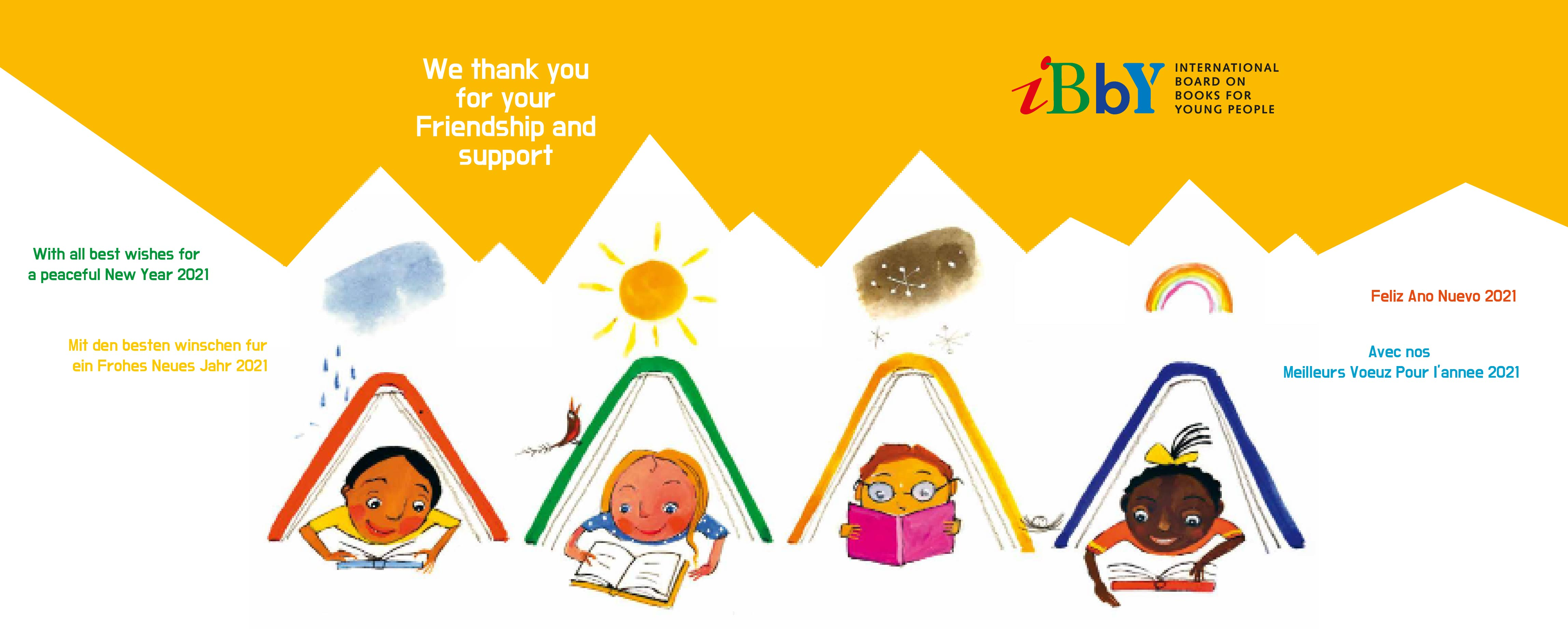 IBBY National Sencion Season's Greeting